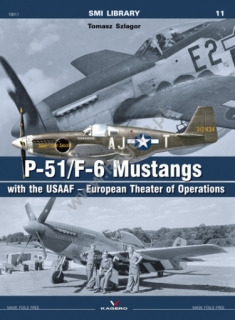 P-51/F-6 Mustang with the USAAF - European Theather of Operations