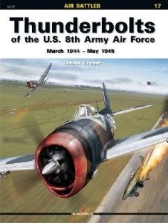 Thunderbolts of the U.S. 8th Army Air Force, March 1944 - May 1945
