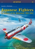 Japanese Fighters in Defense of the Homeland, 1941-1944 Vol. 1