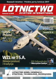 Lotnictwo Internation Aviation 4/2018