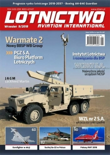 Lotnictwo Internation Aviation 9/2018