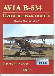 Avia B-534 Czechoslovak Fighter - Model file