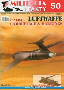 Fantastic Luftwaffe Camouflage and Markings
