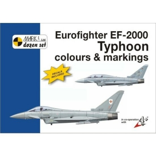 Eurofighter C&M+decals 1/72