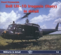 UH-1D Iroquois (Huey) in detail