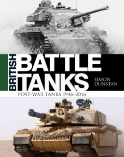 British Battle Tanks, Post-War Tanks 1946-2016