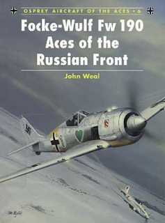 Fw-190 Aces of Russian front