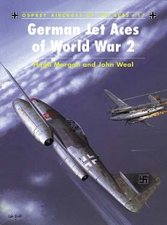 German Jet Aces WW2