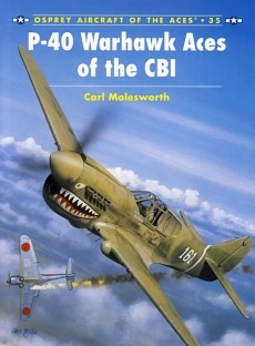 P-40 Warhawk aces of the CBI