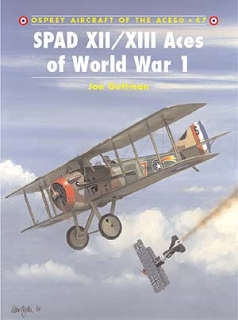 Spad XII/XIII Aces of WW1