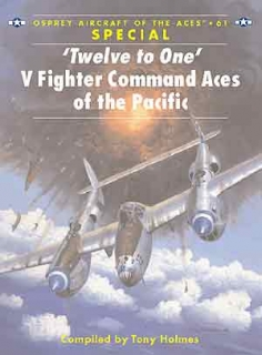 """Twelve to One"" V Fighter Command Aces of the Pacific"