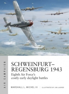 Schweinfurt-Regensburg 1943, Eight Air Force´s Costly Early Daylight Battles