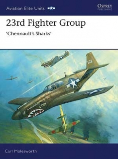 23rd Fighter Group, Chennault´s Sharks
