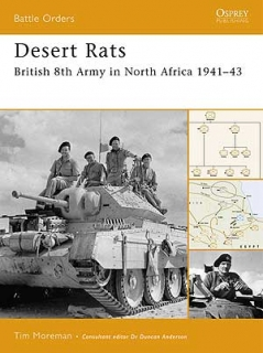 Desert Rats, British 8th Army in North Africa 1941-43