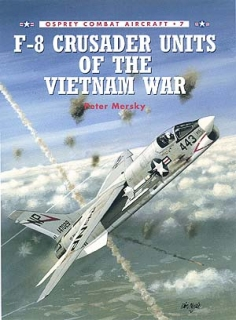F8 Crusader units of the Vietnam