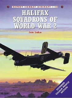 Halifax Squadrons of WWII