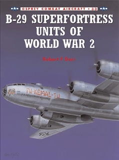 B-29 Superfortress units of WWII