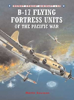 B-17 Flying Fortress units of the Pacific war