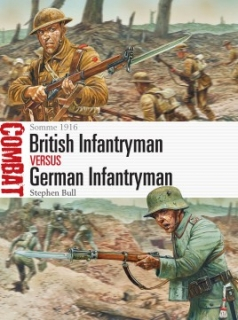 British Infantryman vs German Infantryman, Somme 1916