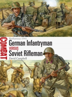 German Infantryman vs Soviet Rifleman, Barbarossa 1941