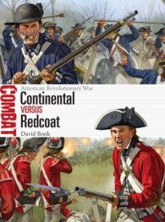Continental vs Redcoat, American Revolutionary War