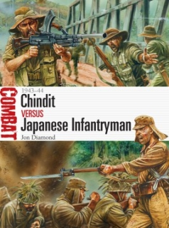 Chindit vs Japanese Infantryman 1943-44