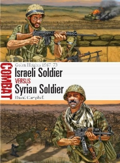 Israeli Soldier vs Syrian Soldier Golan Heights 1967–73