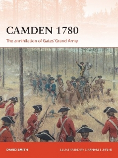 Camden 1780, The annihilation of Gates' Grand Army