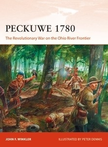 Peckuwe 1780, The Revolutionary War on the Ohio River Frontier
