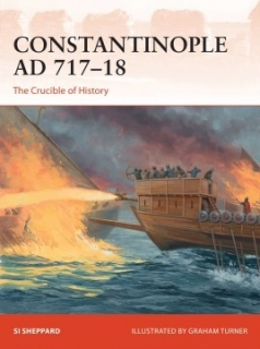 Constantinopole AD 717-18, The Crucible of History