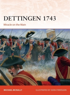 DETTINGEN 1743, Miracle on the Main