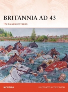Britannia AD 43, The Claudian Invasion