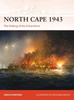 North Cape 1943, The Sinking of the Scharnhorst