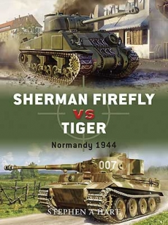 Sherman Firefly vs Tiger, Normandy 1944