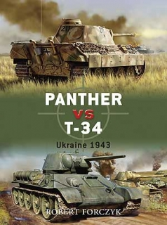 Panther vs T-34, Ukraine 1943