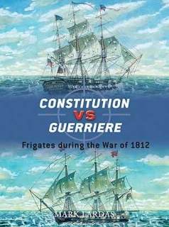 Costitution vs Guérriere, Frigates during the War of 1812