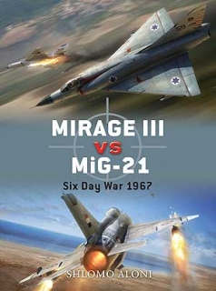 Mirage III vs MiG-21, Six Day War 1967