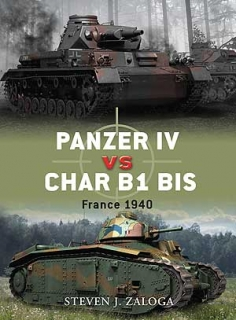 Panzer IV vs Char B 1 bis, France 1940