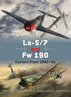 La-5/7 vs Fw 190, Eastern Front 1942-45