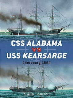 CSS Alabama vs USS Kearsage, Cherbourg 1864