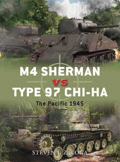 M4 Sherman vs. Type 97 Chi-Ha, The Pacific 1941-45