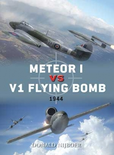 Meteor I vs V1 Flying Bomb, 1944-1945
