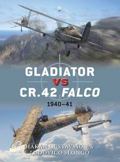 Gladiator vs CR.42 Falco, 1940-41