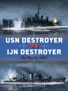 USN Destroyer vs IJN Destroyer, The Pacific 1943