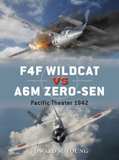 F4F Wildcat vs A6M Zero-sen, Pacific Theatre 1942