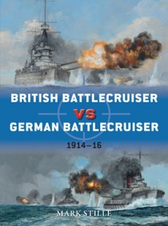 British Battlecruiser vs German Battlecruiser , 1914-16