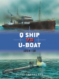 Q Ship vs U-Boat, 1914-18
