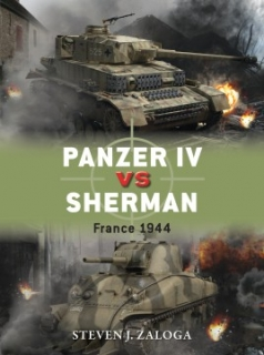 Panzer IV vs Sherman, France 1944