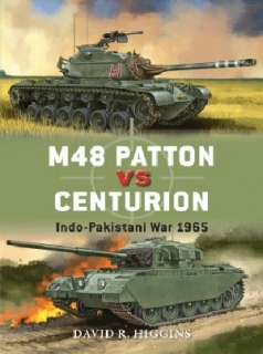 M48 Patton vs Centurion, Indo-Pakistani War 1965