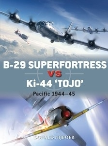 "B-29 Superfortress vs Ki-44 ""Tojo"", Pacific 1944-45"